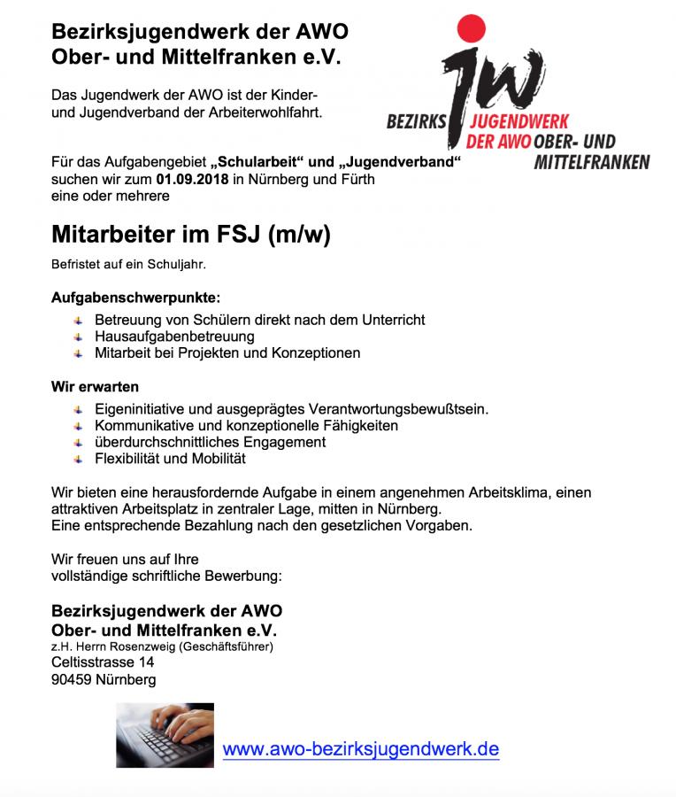 fsj - Bewerbung Fur Fsj