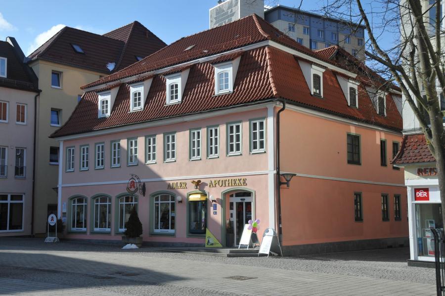 Adler Apotheke, Suhl