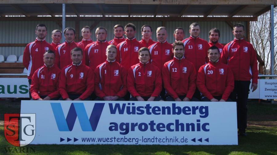 TSG Warin II - Saison 2015/2016