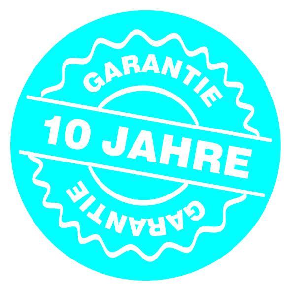 BMA Garantie 10 Jahre