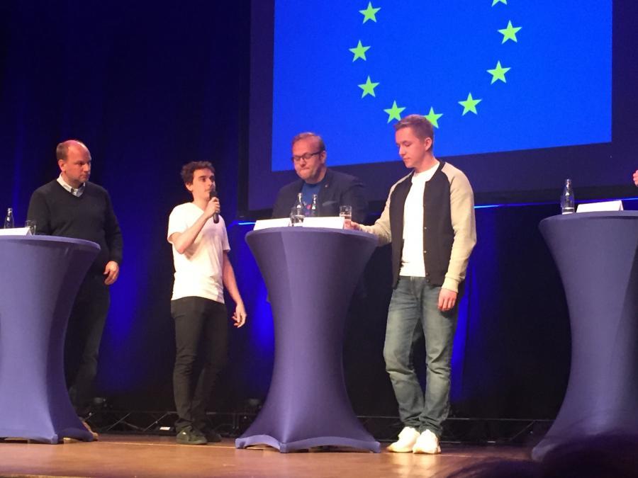 Europadebatte
