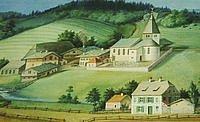 ältestes Gemälde