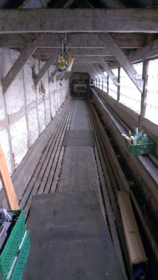Älteste Kegelbahn Glashütte