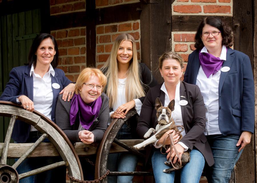 Heide-Touristik Team Foto
