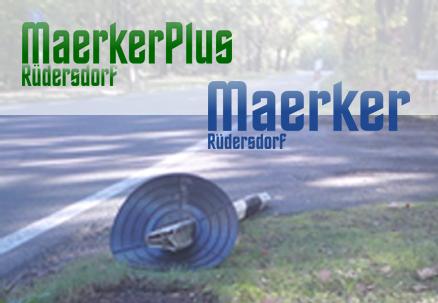 Maerker und MaerkerPlus Logos