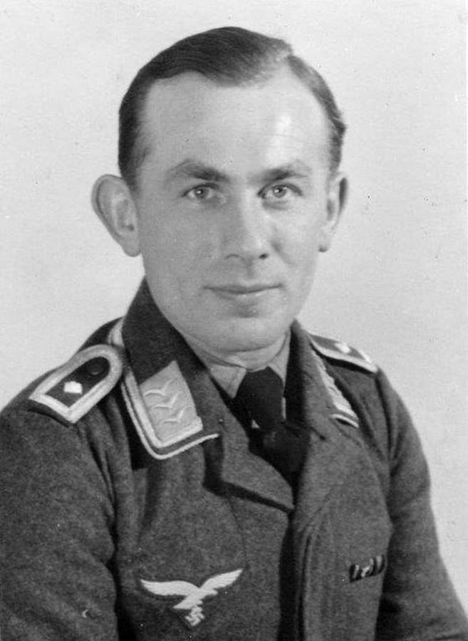 Hans Thürkow als Soldat