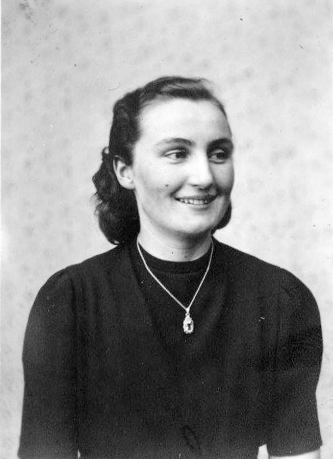 Albertine Thürkow, geb. Feick