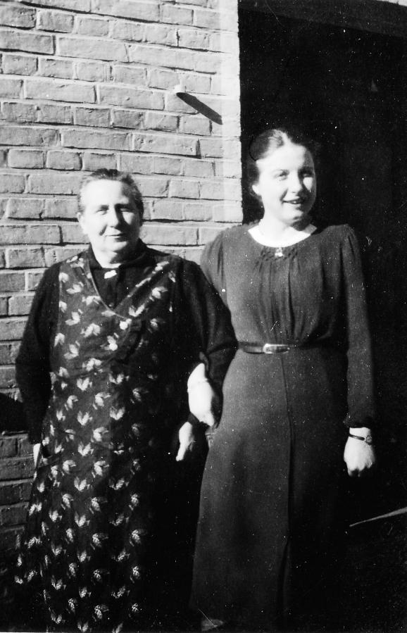 Martha Thürkow und Marianne Kohlmetz
