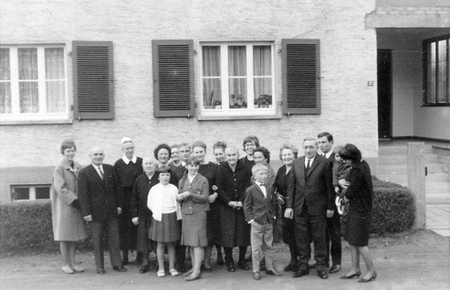 Familienfeier in Bruchmühlbach