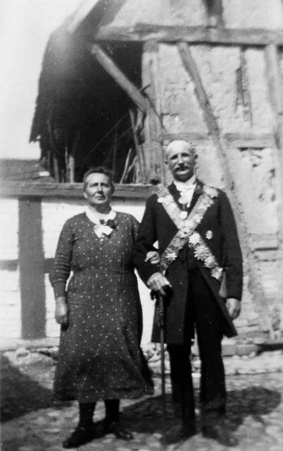 Ehepaar Thürkow