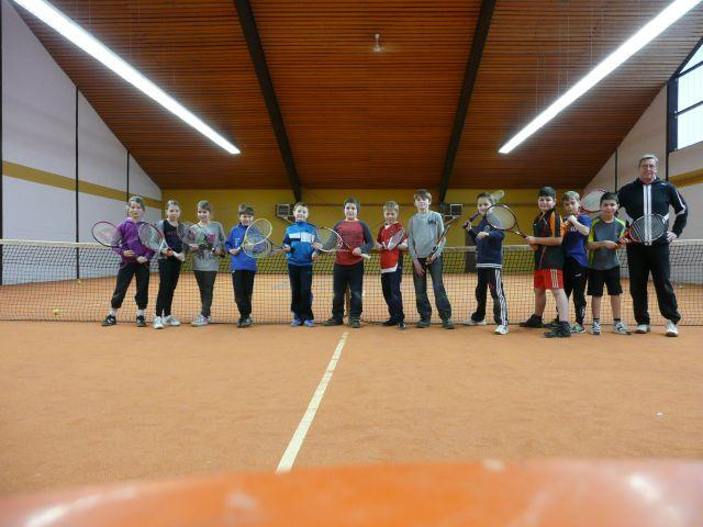 Unsere Tennis AG