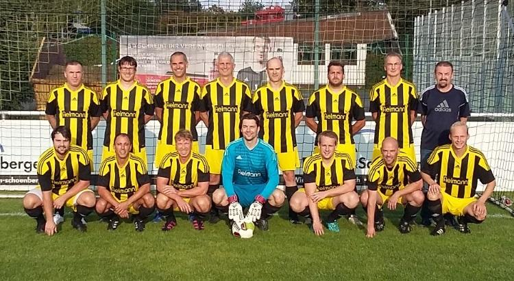 Alte Herren - Mannschaft 2018/2019