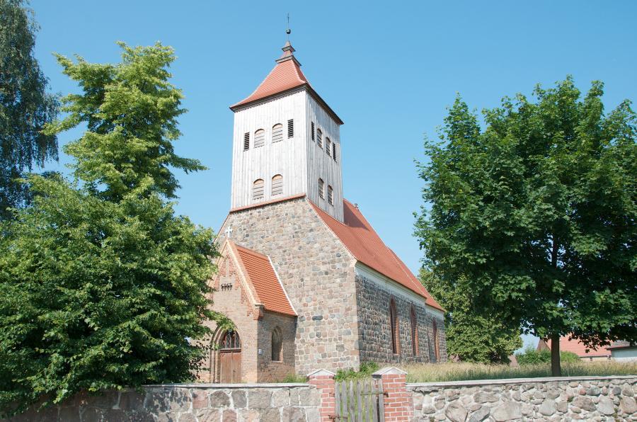Kirche Groß-Ziethen