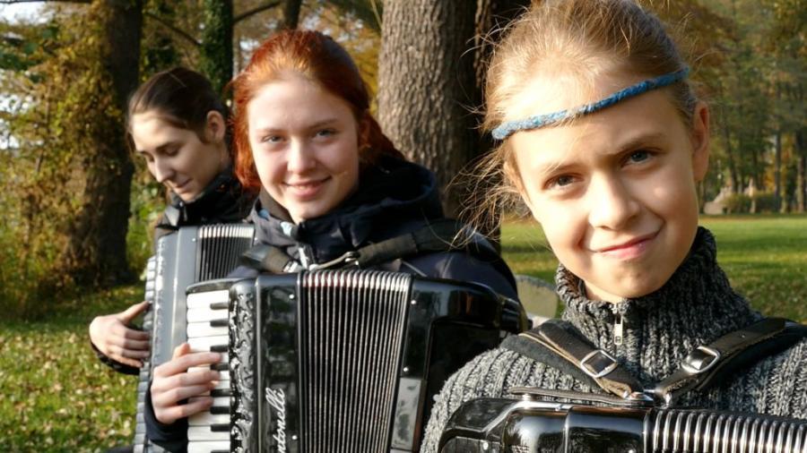 Akkordeon-Ensemble Klangfarben