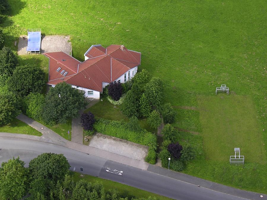 Luftaufnahme des AKKU Immenhausen