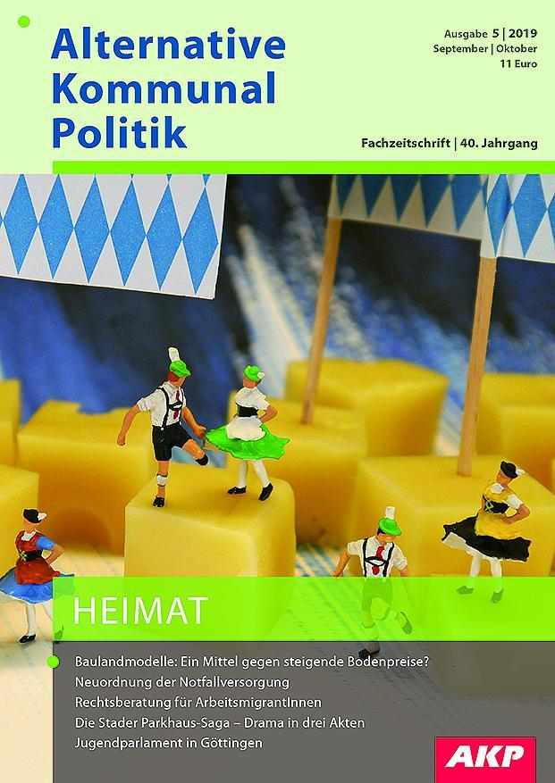 AKP-Titel Heimat