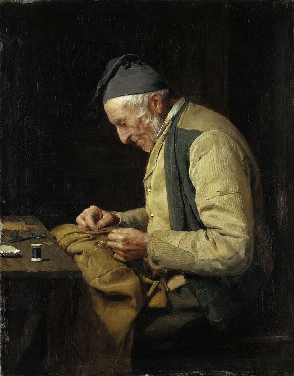 Der Dorfschneider 1894