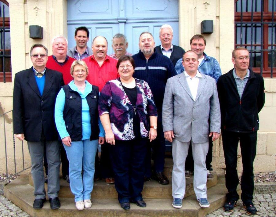 Alle Bürgermeister und VG-Vorsitzende
