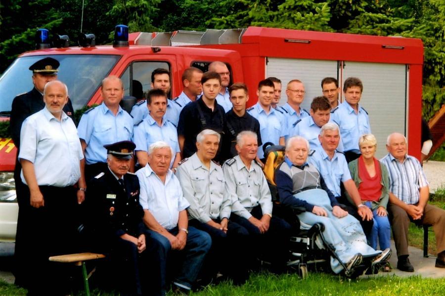 Allmosen 100 Jahre Feuerwehr 2011