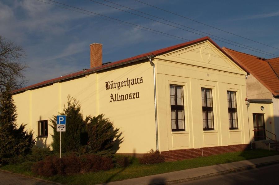 Bürgerhaus Allmosen