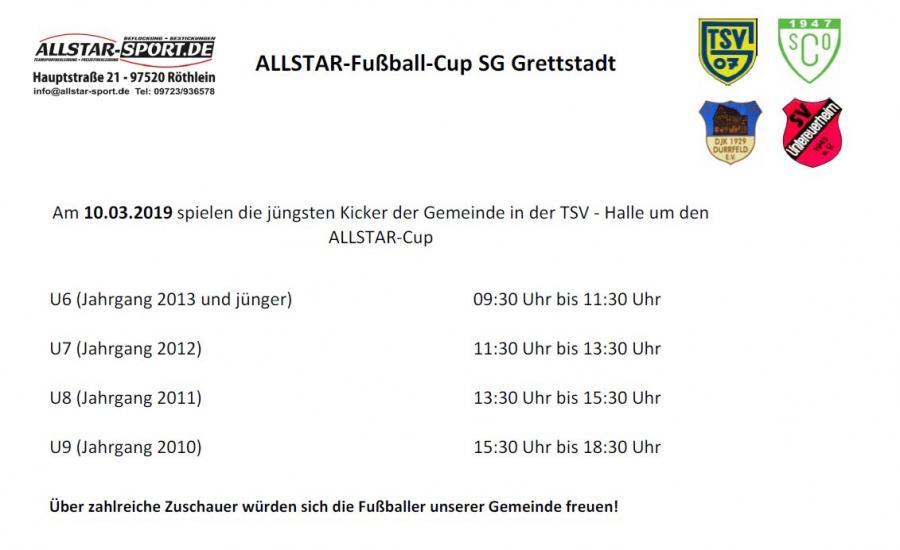 Allstarcup 2019