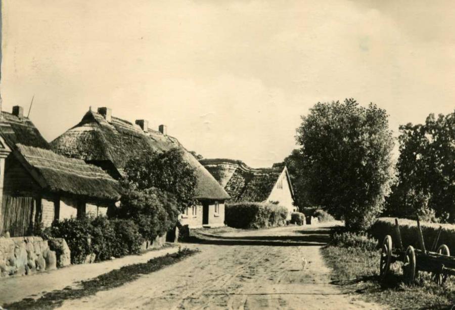 Alt Reddevitz 1962