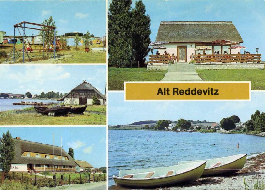 Alt Reddevitz 1989