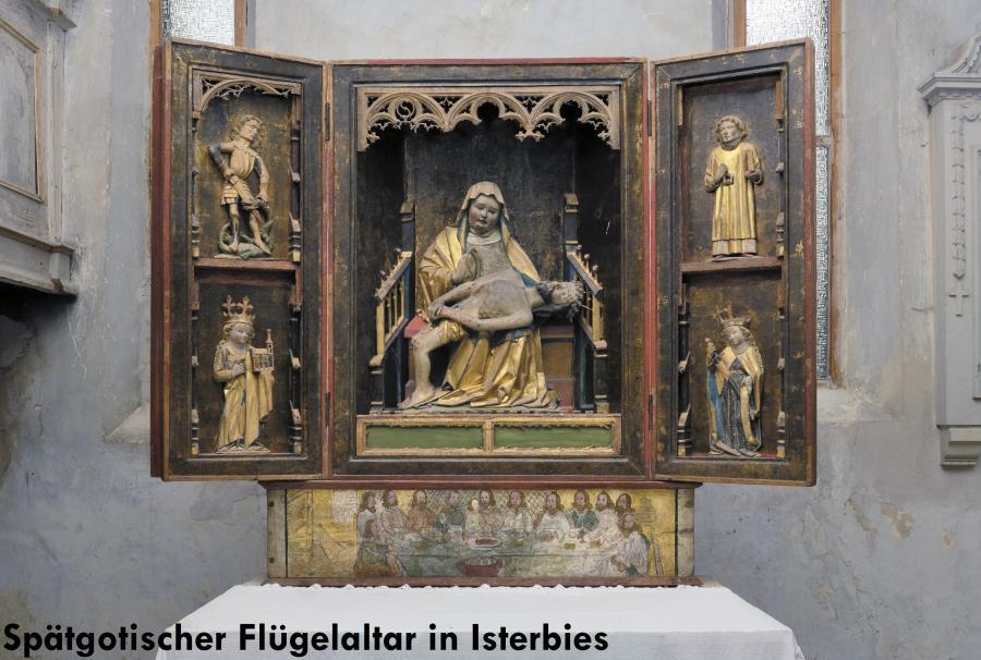 Altar Isterbies