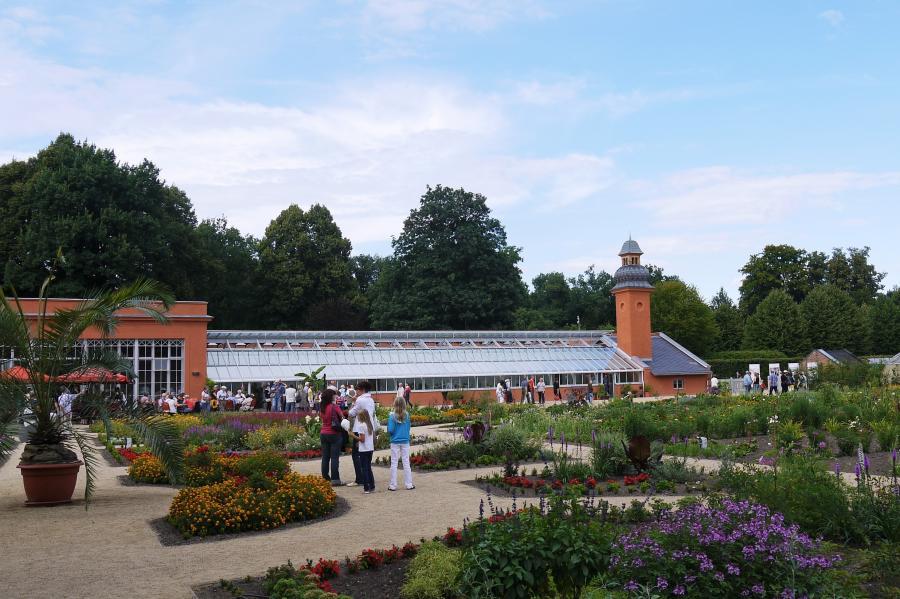 Orangerie am Park Altdöbern