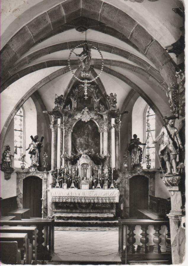Alte Kirche Miltach 7