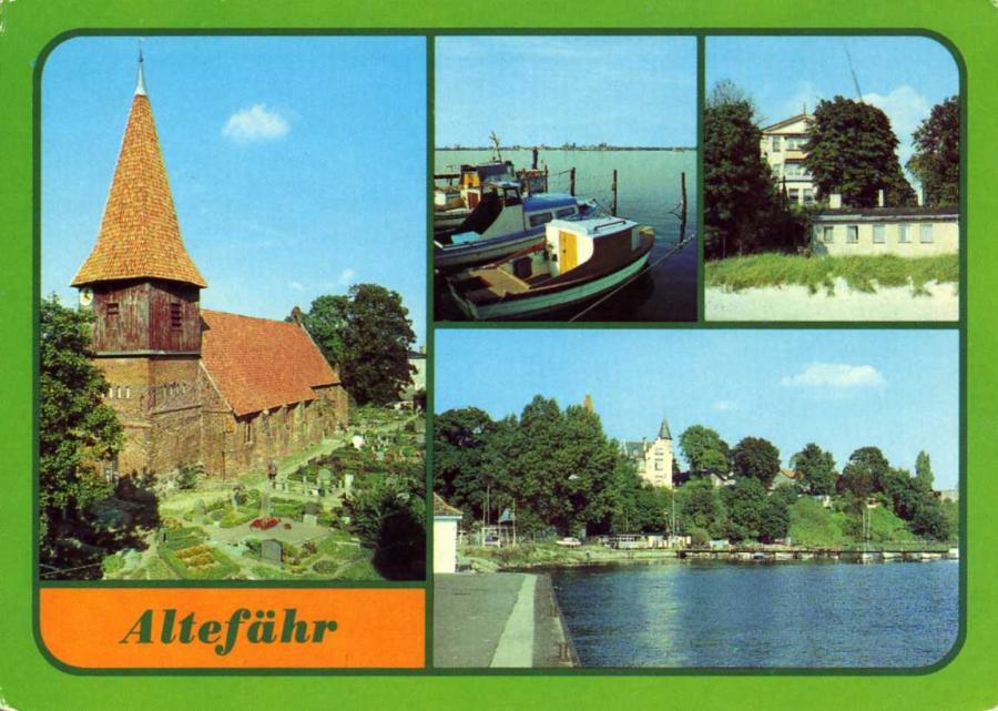 Altefähr 1986