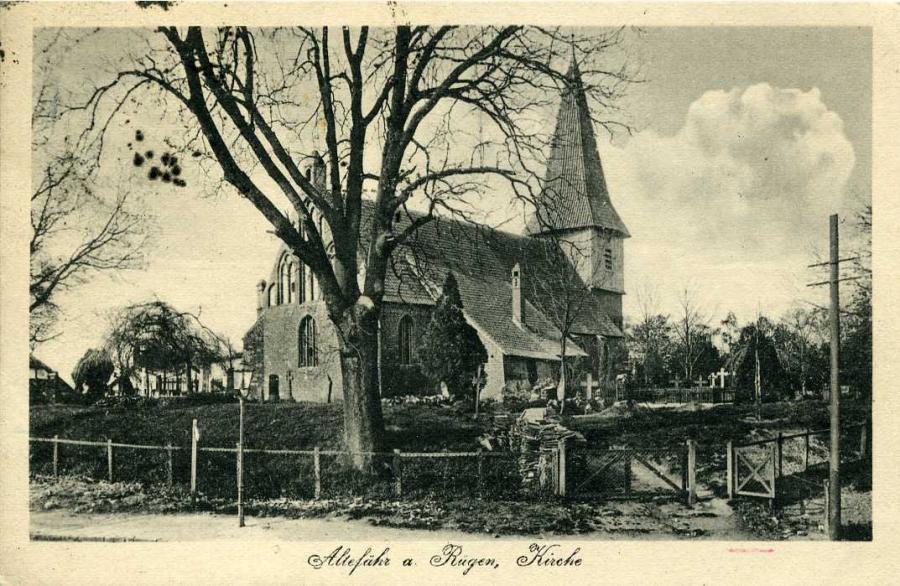 Altefähr a.Rügen Kirche