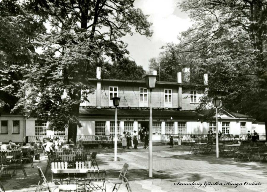Altefähr Rügen Kurhaus