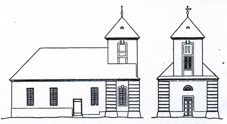 Alte Kirche Kagel