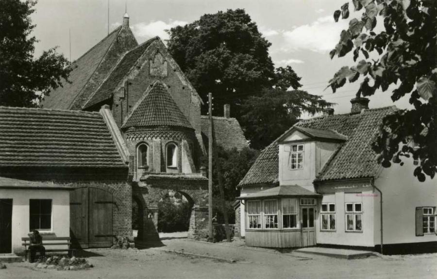 Altenkirchen Älteste Kirche am Markt 1968
