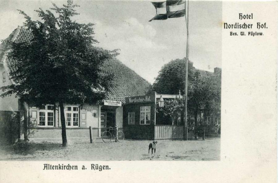 Altenkirchen a. Rügen Hotel Nordischer Hof