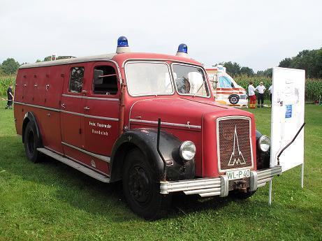 Tanklöschfahrzeug (TLF)  (1974 - 1976)