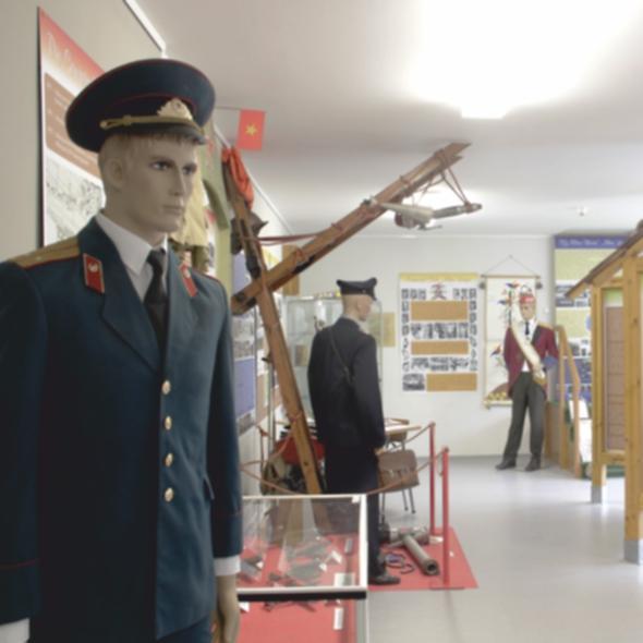 """Dauerausstellung: """"Altes Lager - 1870 bis heute"""""""
