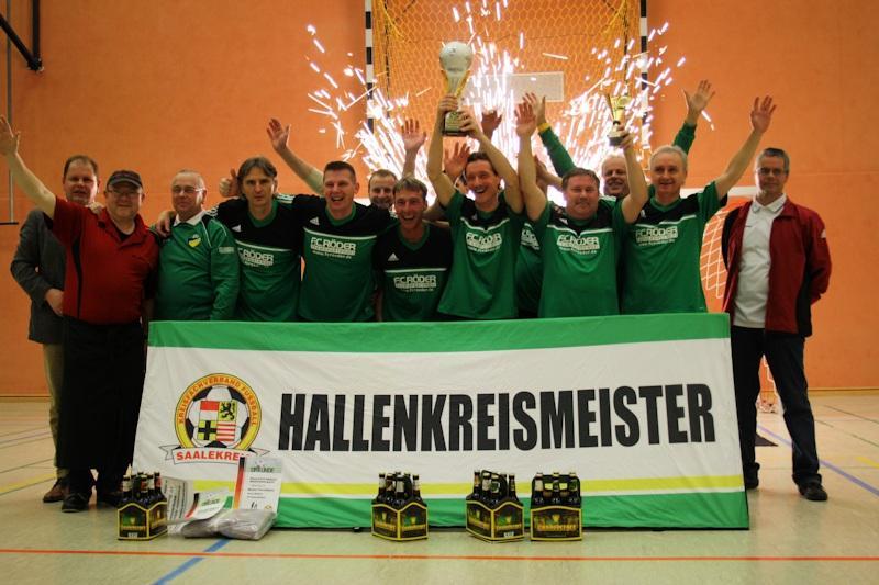 Hallenkreismeister 2015 Altherren
