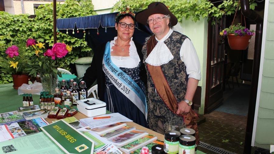 Altstadtfest Großbreitenbach 2016