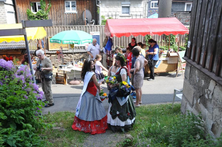 Altstadtfest Großbreitenbach