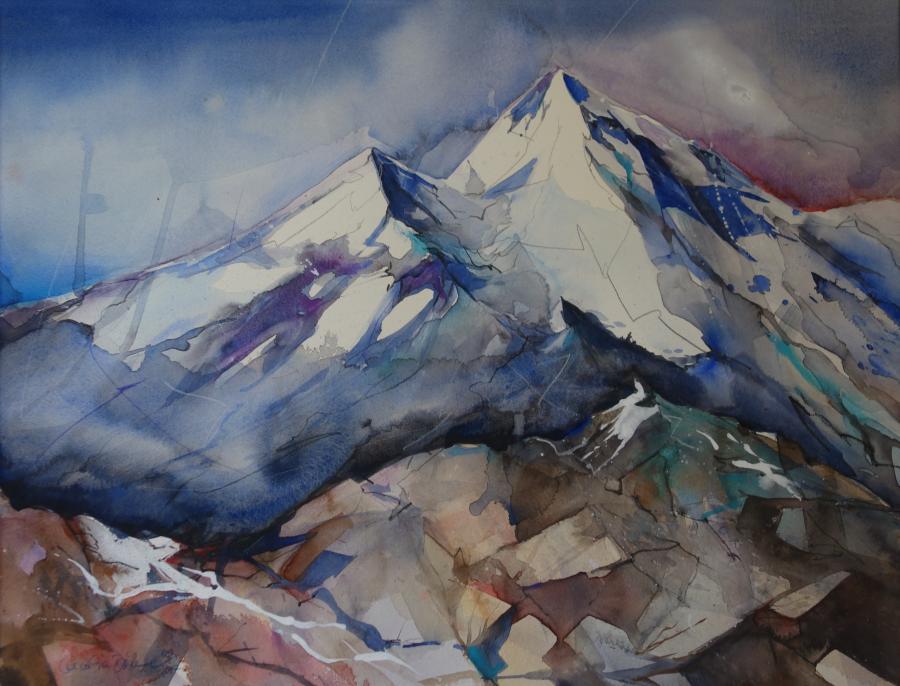 Am Pitztaler Gletscher