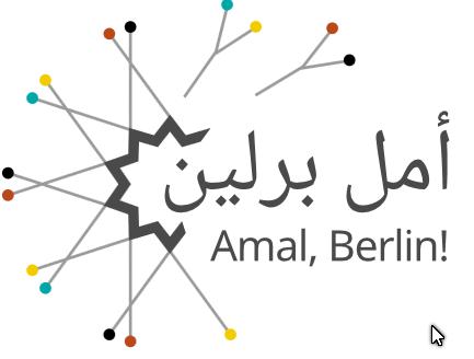 Logo Amal Berlin