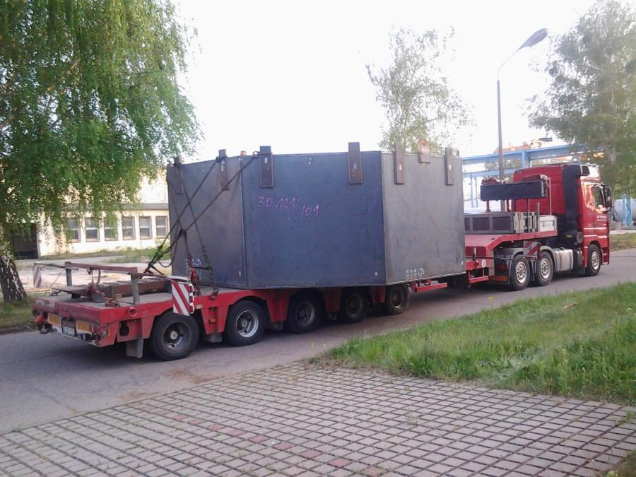 Amboss Transport