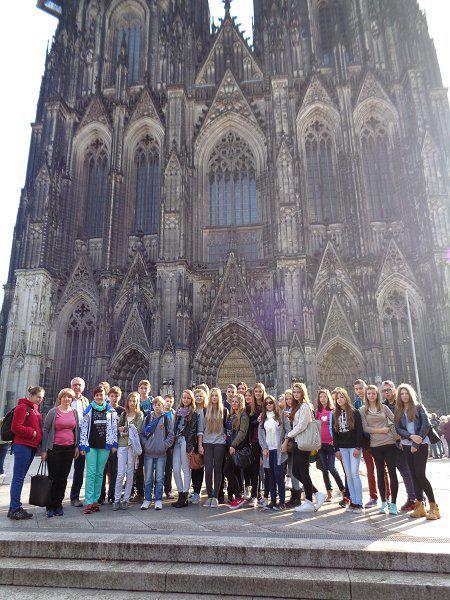 Polnische und deutsche Schüler/innen in Köln