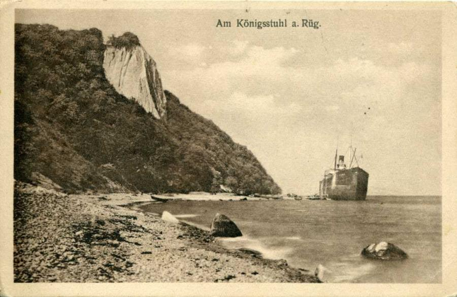Am Königsstuhl 1921