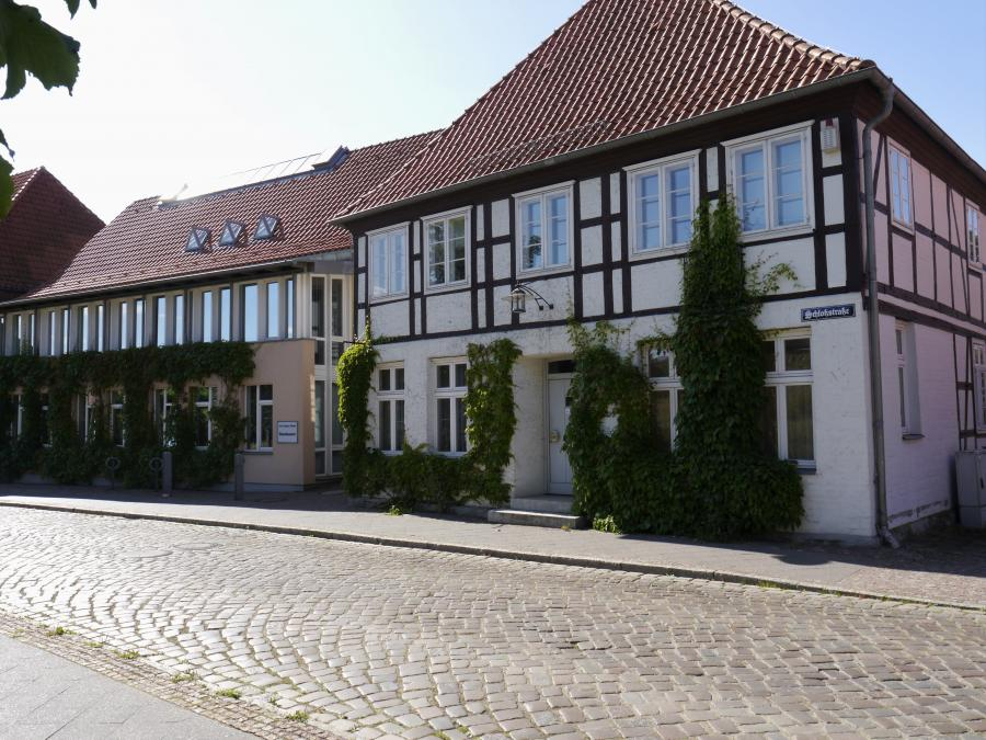 Amt Klützer Winkel (Straßenseite)