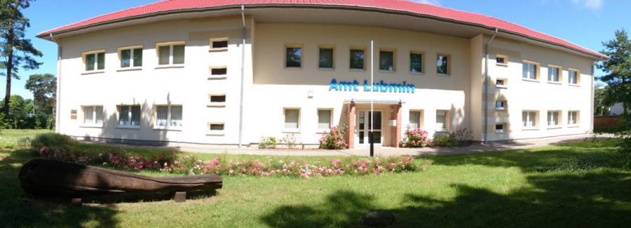 Amtsgebäude Panorama