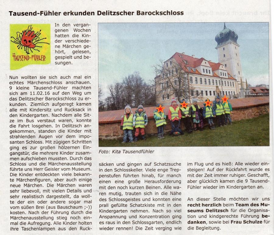 Amtsblatt Artikel, 04.03.16