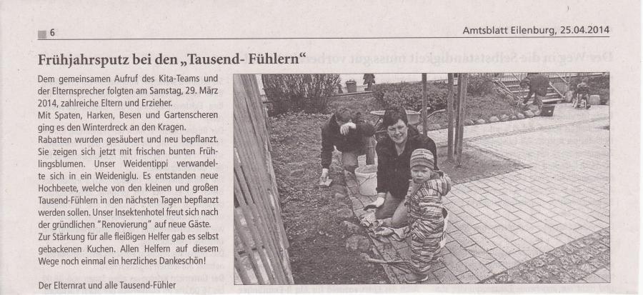 Amtsblatt, 25.04.14